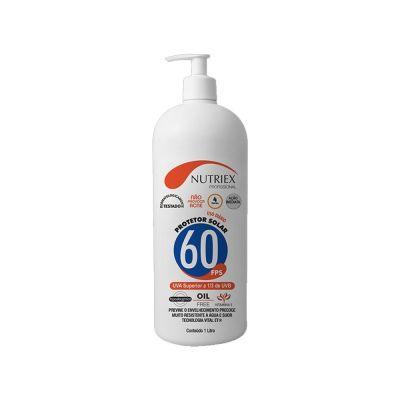 Protetor Solar de 1L Fps 60- Nutriex