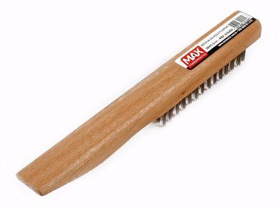Escova Manual de Aço- Max