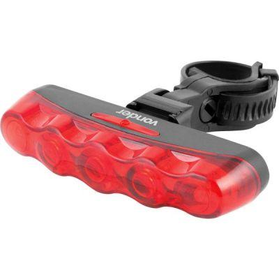 Lanterna Traseira para Bicicleta Vonder 8075000051