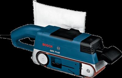 Lixadeira de Rolos Gbs 75 Ae Bosch 750w
