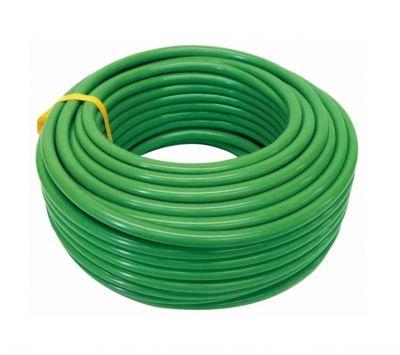 1m de Mangueira para jardim Verde 1/22.6mm Bariflex
