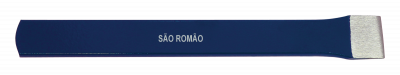 """Talhadeira Aço Chato 8""""- São Romão"""