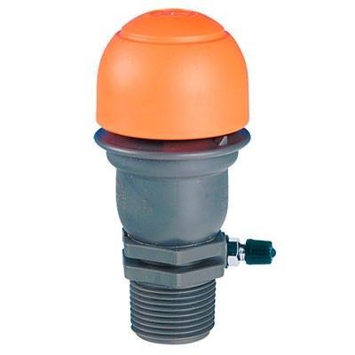 Válvula Ventosa Cinética 1Automática PVC 10 Bar Naandajain D3750