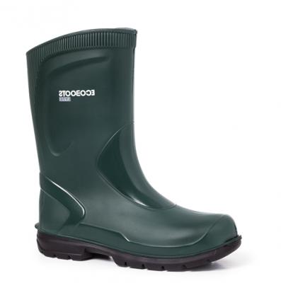 Bota 91L PU Ecoboots- N38 Verde Bracol