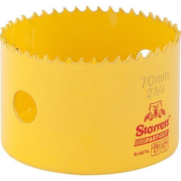 Serra Copo Fast Cut 70mm (2.3/4)- Starrett