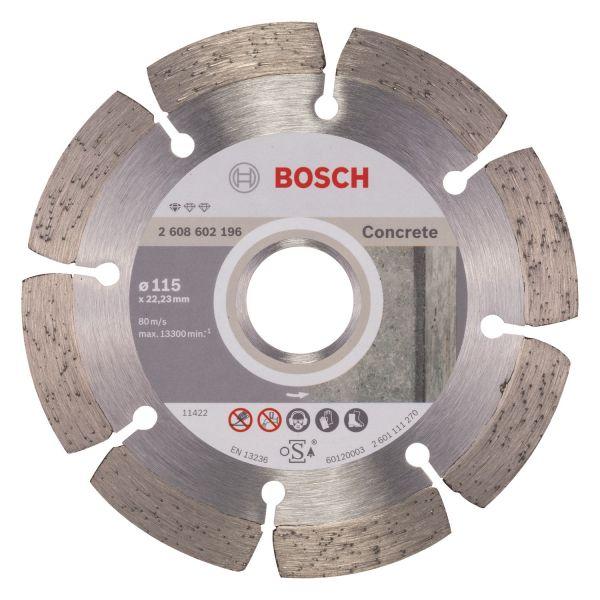 Disco Corte Diam Bosch 115mm