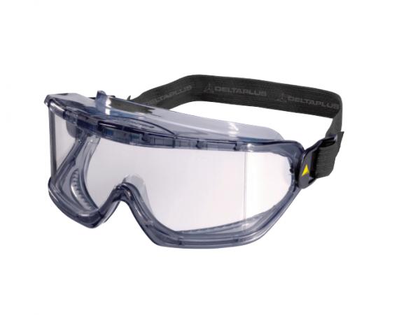 Óculos Segurança Delta Ampla Visão Incolor - Galeras Clear