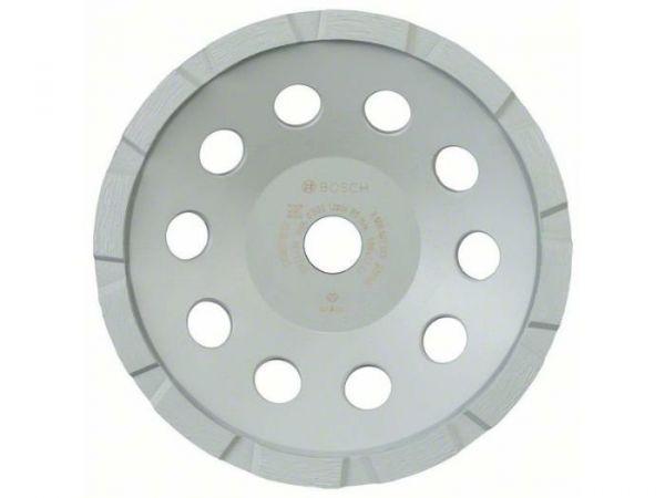 Prato Diamantado p/ Concreto 180mm Segmentado- Bosch 2608601575