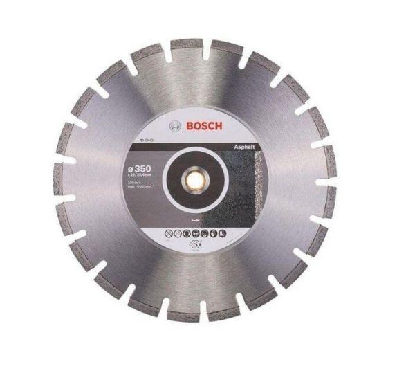 Disco de Corte Diamantado 350mm Asfalto- Bosch