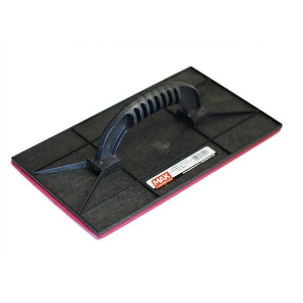 Desempenadeira Plástica com Borracha 17x30- Max