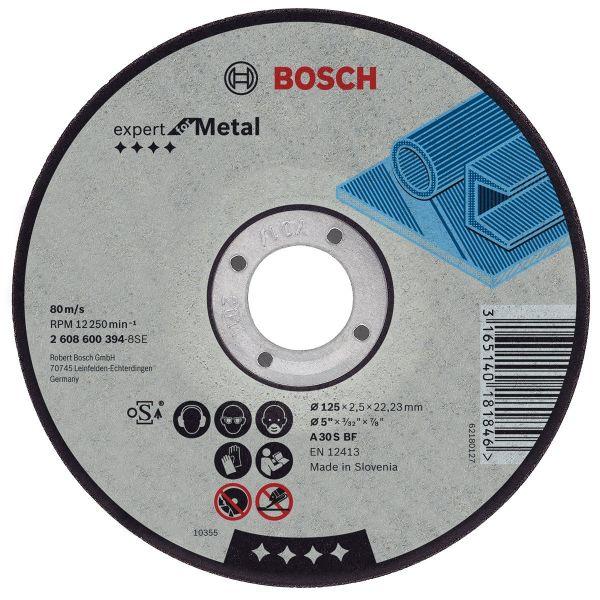 Disco Corte 7x1/8x7/8 Expert Metal Bosch