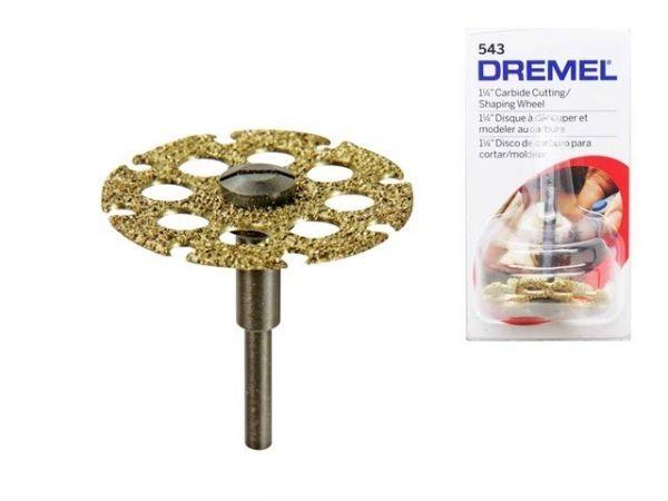 Disco de Corte de Carbureto 543- Dremel 26150543