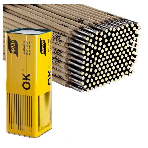 Eletrodo ok 46.00  4,00mm 6013 - 1 kg