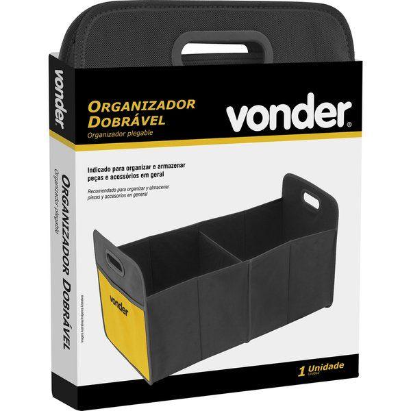 Organizador Dobrável Vonder 6108058036