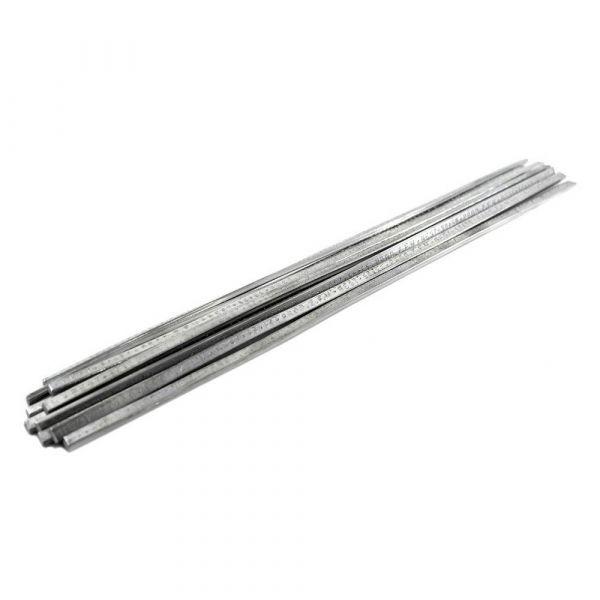 Solda preparada barras 50 X 50  - 1 kg