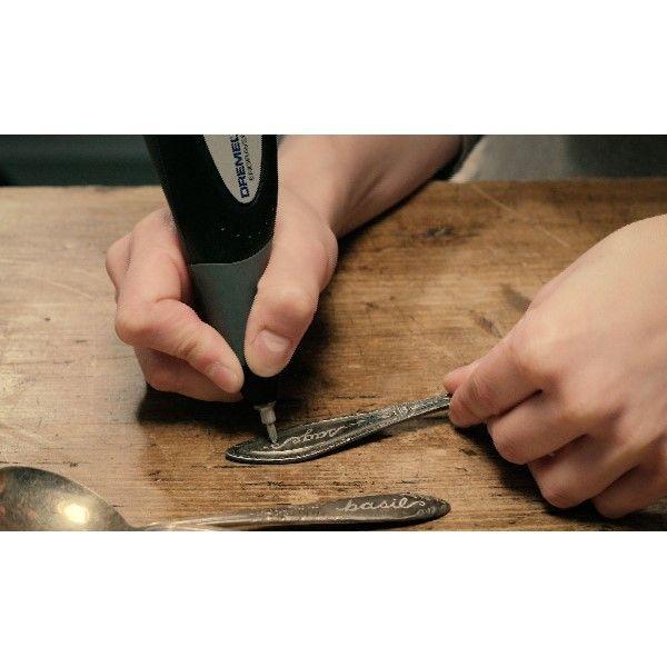Engraver Gravador Elétrico Com 2 Acessórios 220V Dremel