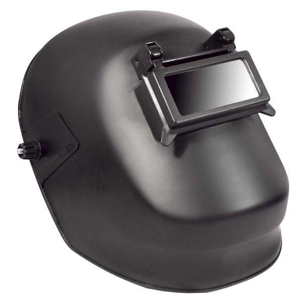 Máscara de solda para Soldador Com visor articulado - Carbografite