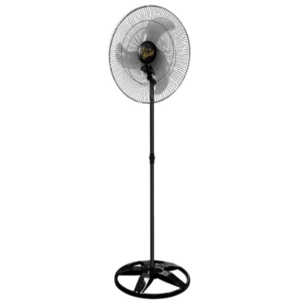 Ventilador Gold Coluna Preto Bivolt 60 cm Vendi-Delta