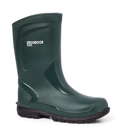 Bota 91L PU Ecoboots- N40 Verde Bracol