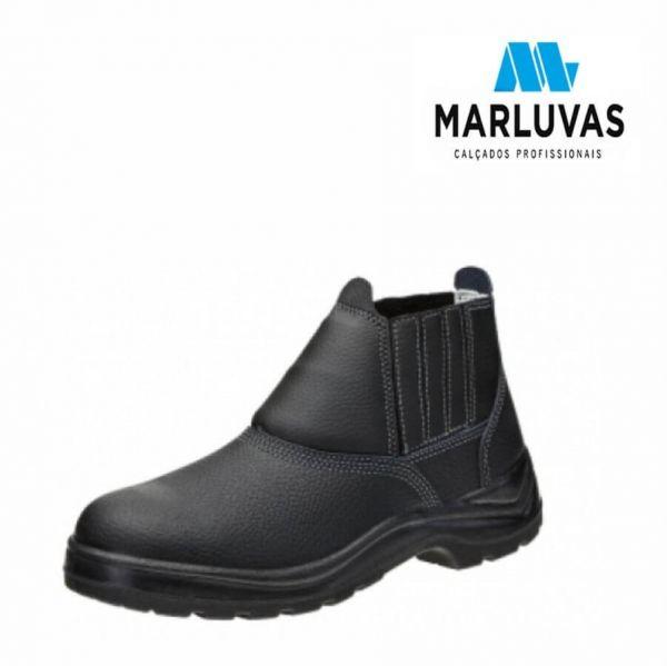 Botina Bico PVC Vulcaflex- Marluvas N41